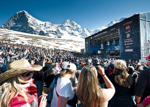 Cool Concerts in 2014: Best Music Festivals in Switzerland