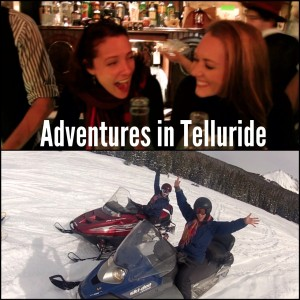 Winter Adventures in Telluride, Colorado