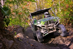 Good Not-so-Clean Fun: Kawasaki Teryx Review