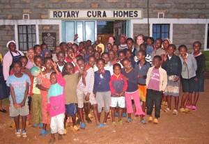Cura Orphanage Nairobi