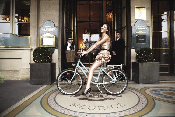 Cool Hotel Bikes