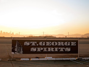 A Visit to St. George Spirits Distillery