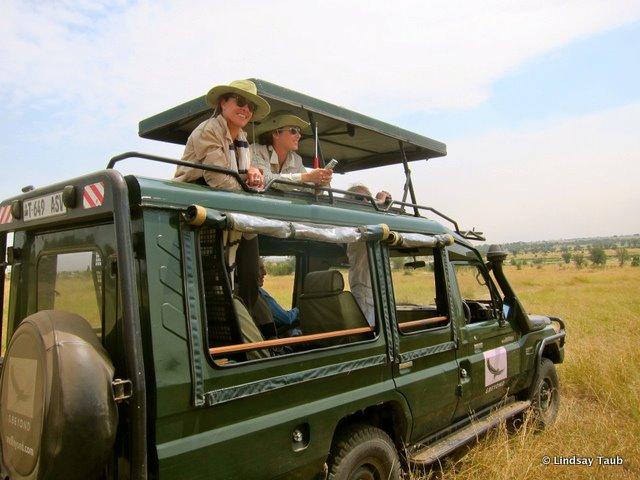 Lanee Lee Lindsay Taub Voyage Vixens safari